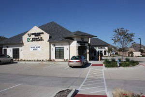 Kraus Orthodontics Office in Allen,Texas
