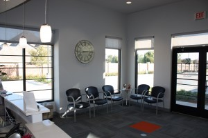 Kraus Orthodontics Office Lobby