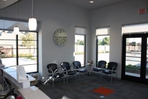 Kraus Orthodontics Office Lobby
